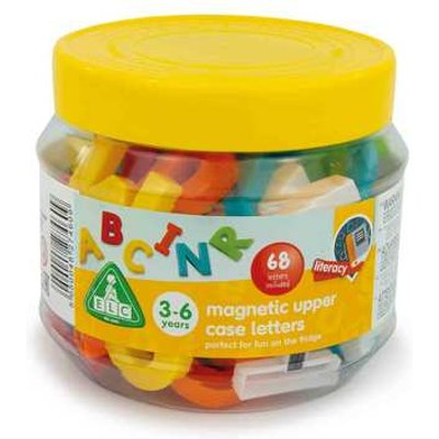 Early Learning Centre Uppercase Magnetic Letters