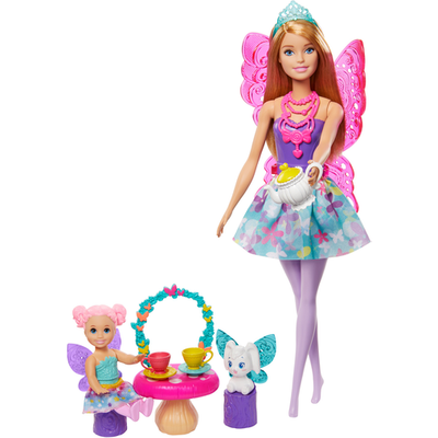 Barbie Dreamtopia Tea Party Doll and Accessories