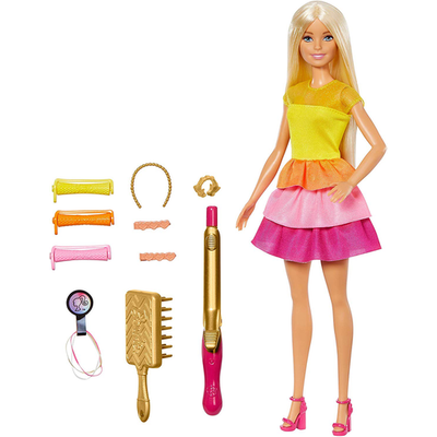 Barbie Ultimate Curls Doll