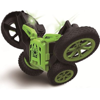 Remote Control Spinning Tracks Stunt Car
