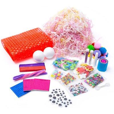Grafix Mega Jar of Craft - Pink