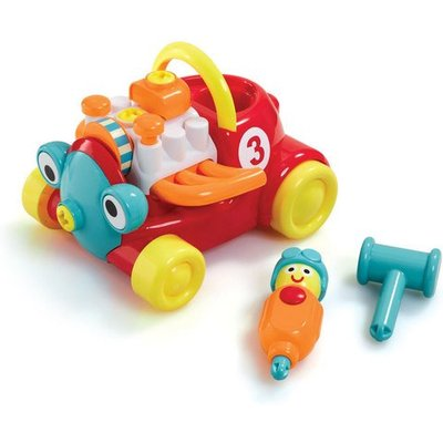 Early Learning Centre Mr Mechanic Racing Car