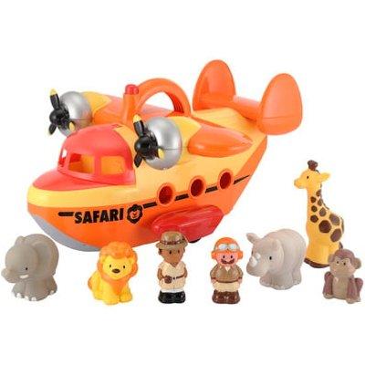 Happyland Safari Rescue Plane