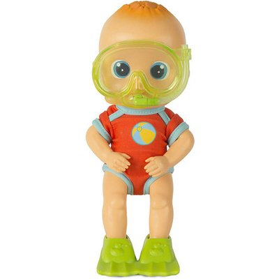 Bloopies Divers Bathtime Baby Doll - Cobi