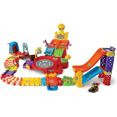 Vtech Toot-Toot Drivers Super Racing Set