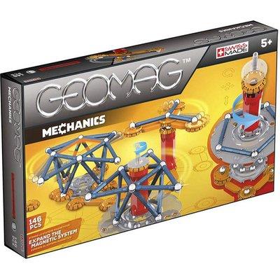 Geomag Mechanics Construction Set - 146pc