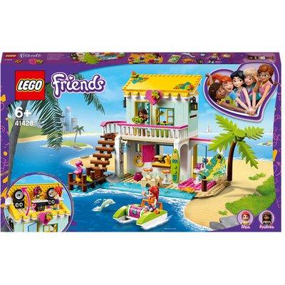LEGO Friends Beach House Mini Dollhouse Playset - 41428