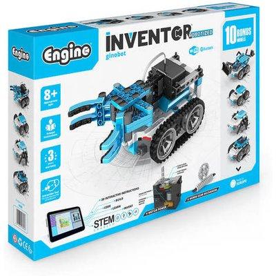 Inventor Robotized Construction Set – Ginobot
