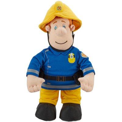 Fireman Sam 30cm Talking Plush