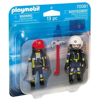 Playmobil 70081 Rescue Firefighters Duo Pack