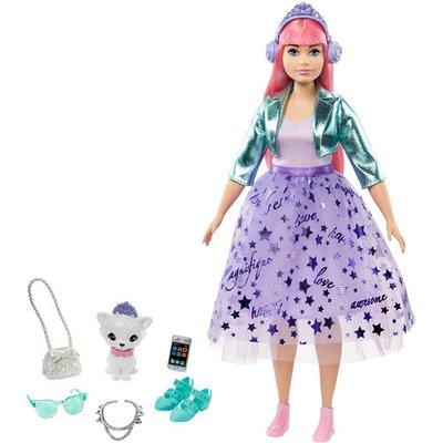 Barbie Princess Adventure Doll - Brown Hair