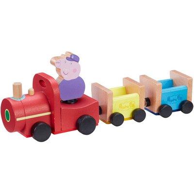 Peppa Pig Wooden Grandpa's Train