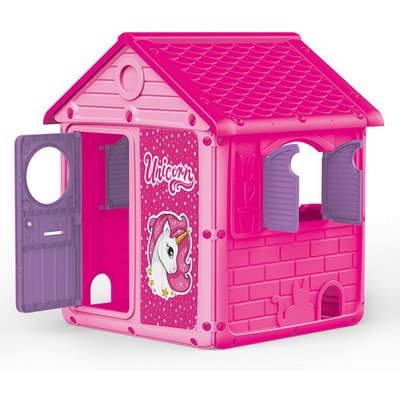 Dolu Unicorn My First Playhouse (H125cm)| Indoor Or Outdoor Use