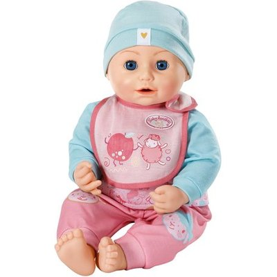 Baby Annabell Lunch Time Annabell 43cm Doll