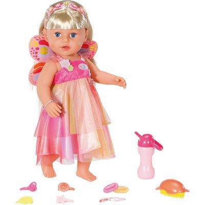 BABY Born 43cm Soft Touch Unicorn Sister Doll