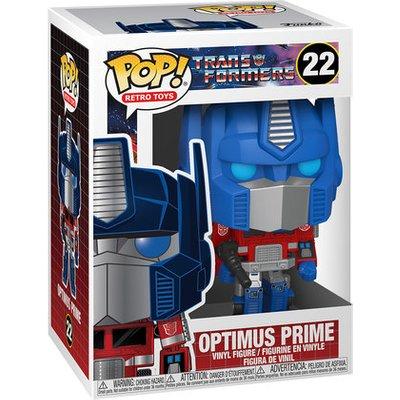 Funko Pop! Movies: Transformers - Optimus Prime