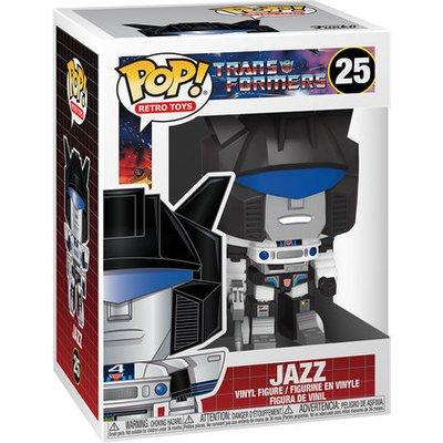 Funko Pop! Vinyl: Transformers – Jazz