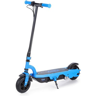 Viro Rides VR 550 Rechargeable Electric Blue Scooter