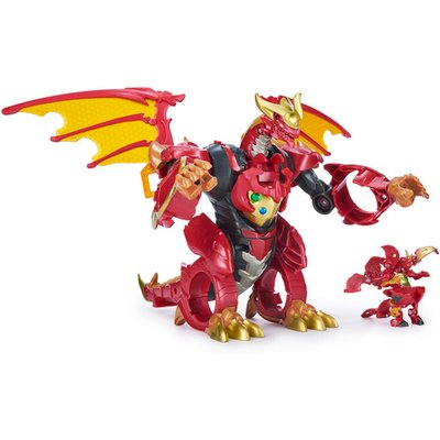 Bakugan Ultra Infinity Transforming Figure - Dragonoid