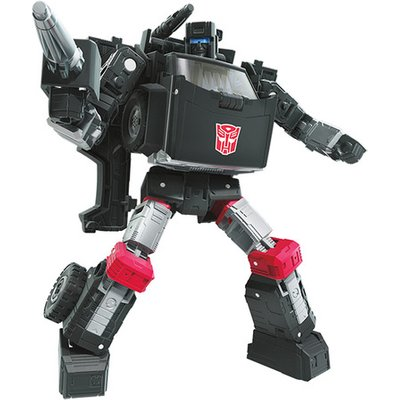 Transformers Generations War for Cybertron: Earthrise Deluxe WFC-E34 Trailbreaker Figure