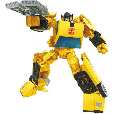 Transformers Generations War for Cybertron: Earthrise Deluxe WFC-E36 Sunstreaker Figure