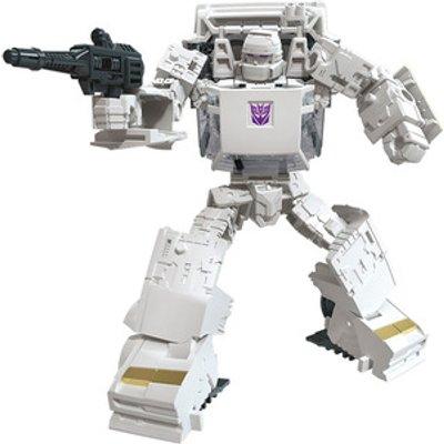 Transformers Generations War for Cybertron: Earthrise Deluxe WFC-E37 Runamuck Figure
