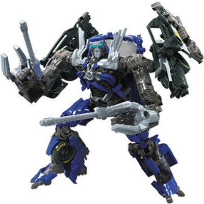 Transformers Generations: Studio Series - Dark of the Moon: Deluxe Top Spin Figure