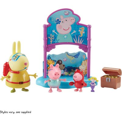 Peppa Pig Under The Sea Party Playset