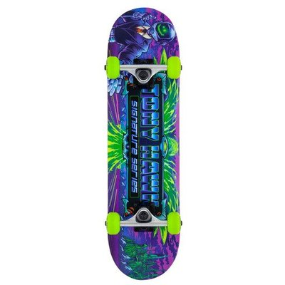 Tony Hawk Signature Series Skateboard - Cyber