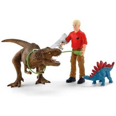 Schleich Dinosaurs Tyrannosaurus Rex Attack Playset