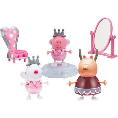 Peppa Pig Figure Playset - Peppa's Ballet School