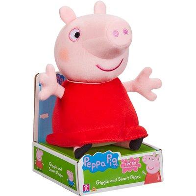 Peppa Pig - Talking Giggle & Snort Peppa