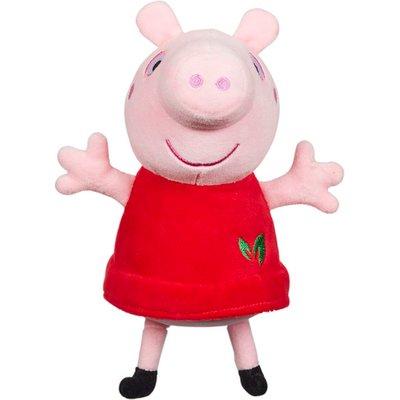 Peppa Pig - Red Eco Plush Dress Peppa