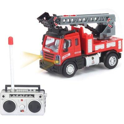 Remote Control 1:64 Fire Engine