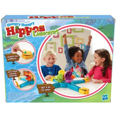 Hungry Hippo Launcher Board game