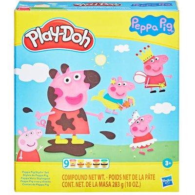 Play-Doh Peppa Pig Stylin Playset