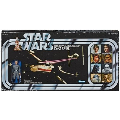 Star Wars Escape From Death -  Star Board Game With Exclusive Tarkin Figure
