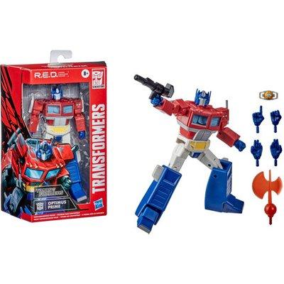 Transformers Robot Enhanced Design Figure - Optimus Prime (Non-Converting Figure)