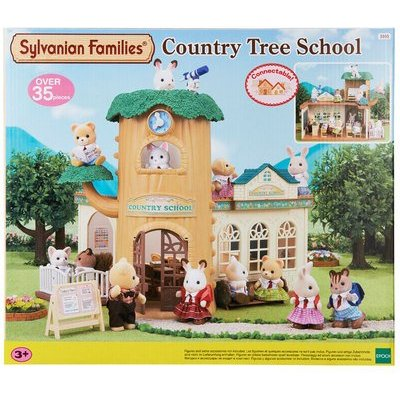 Sylvanian Familes: Country Tree School Play Set
