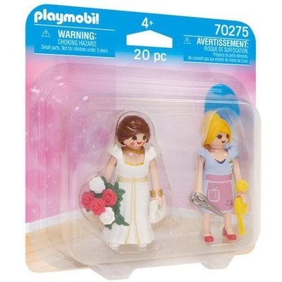 Playmobil 70275 Princess and Tailor Duo Pack