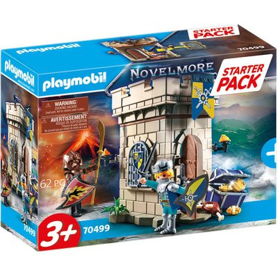 Playmobil 70499 Novelmore Knights' Fortress Large Starter Pack Playset