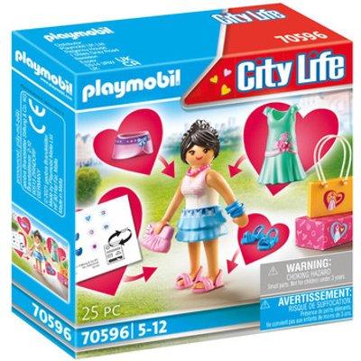 Playmobil 70596 City Life Fashion Shopping Trip