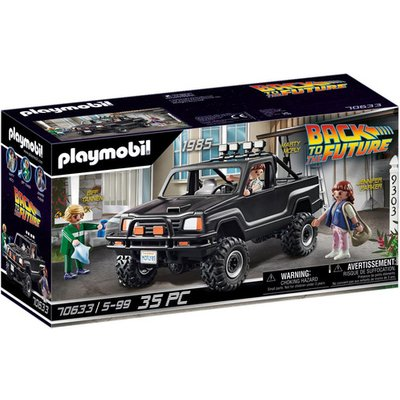 Playmobil 70633 Back to the Future - Marty's Pickup Truck