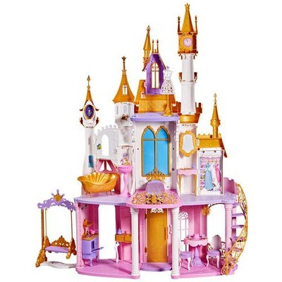 Disney Princess Ultimate Castle With Furniture and Accessories
