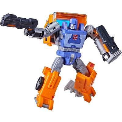 Transformers Generations: War for Cybertron - Huffer 14cm Figure