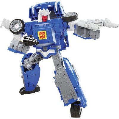 Transformers Generations: War for Cybertron - Autobot Tracks 24cm Figure