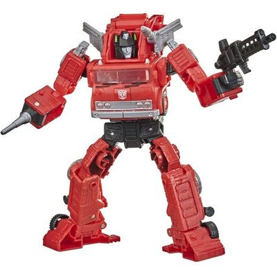 Transformers Generations: War for Cybertron - Inferno 17.5cm Figure
