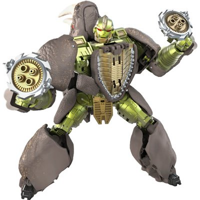 Transformers Generations: War for Cybertron - Rhinox 24cm Figure