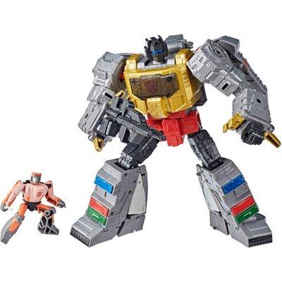 Transformers The Movie: Studio Series 11cm Figures - Grimlock & Autobot Wheelie