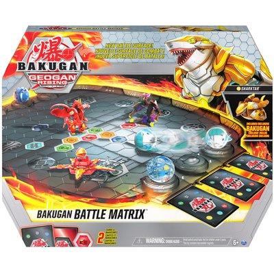 Bakugan: Geogan Rising - Battle Matrix Arena Game Board